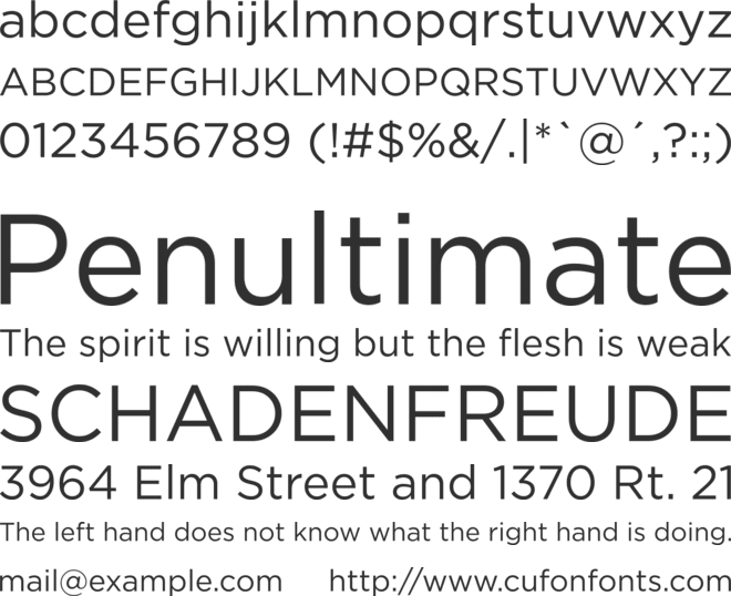 Gotham HTF Book Font : Download Free for Desktop & Webfont