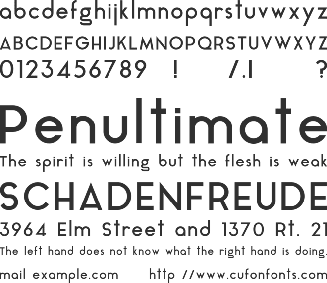 English grotesque font free download