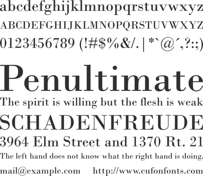 Bodoni Twelve SC ITC TT Font : Download Free for Desktop