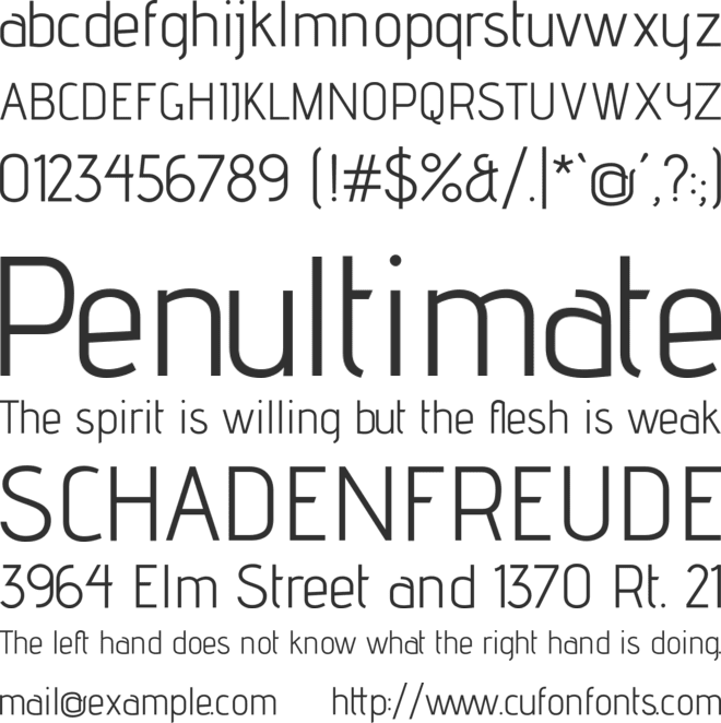 DIN Pro Cond Font - Free Cufon and CSS Web Fonts @font-face