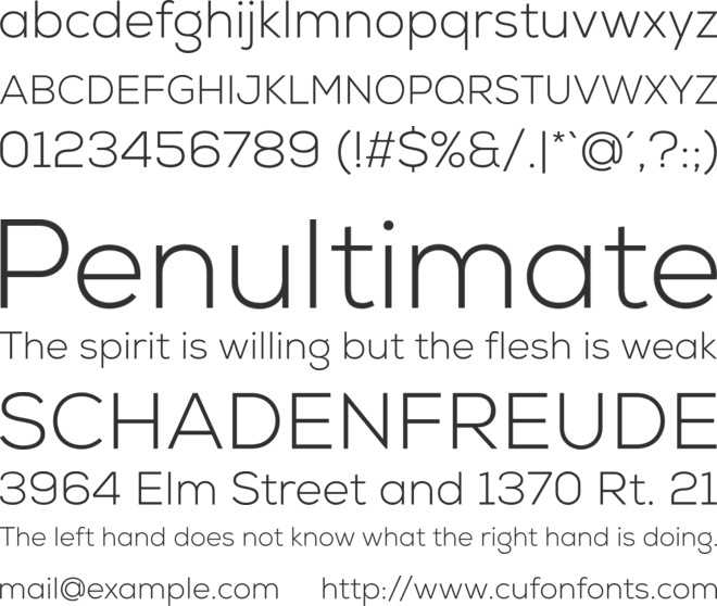 Nexa Font Family : Download Free for Desktop & Webfont