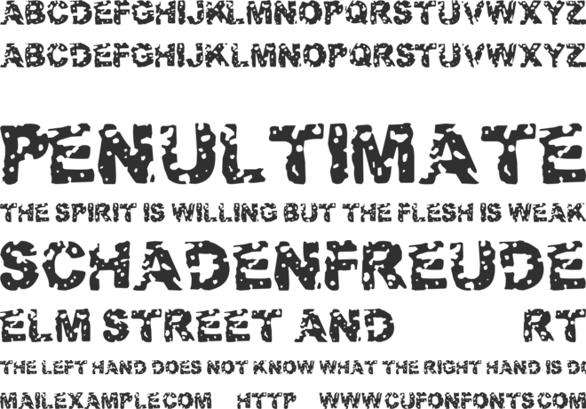 Space Beach Font - Free Cufon and CSS Web Fonts @font-face Library