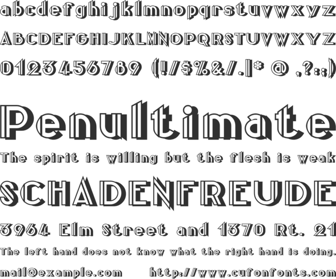 Centre Claws Font Family : Download Free for Desktop & Webfont