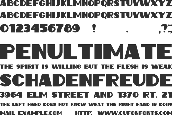 Cufon Fonts: Download High Quality Free Fonts for Desktop