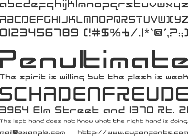 lettering font style
