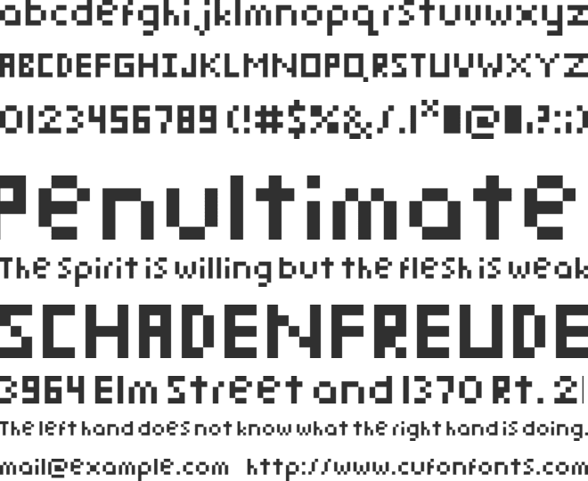 Neuropol Font - Free Cufon and CSS Web Fonts @font-face Library