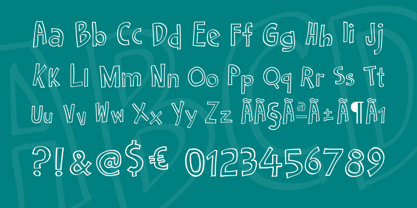 Download Cartoon 2 Package Font Family : Download Free for Desktop ...