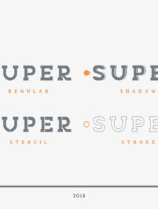 NORTHCLIFF Font Family