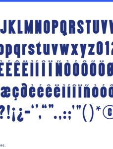 Almonte Font Family