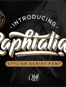 Raphtalia (Personal Use Only) Font