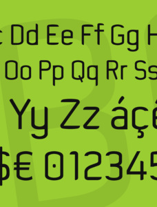 Lux-Montag Font Family