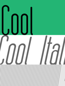 Cool Font Family