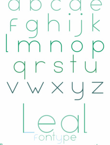 Leal Font Family