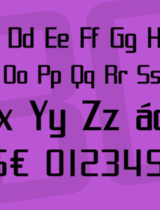 SF Proverbial Gothic Font Family