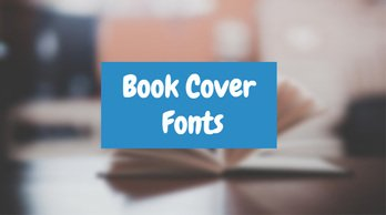 Book Cover Fonts