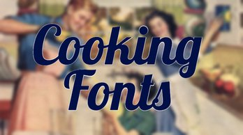 Cooking Fonts