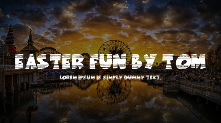 Easter Fun by Tom Font