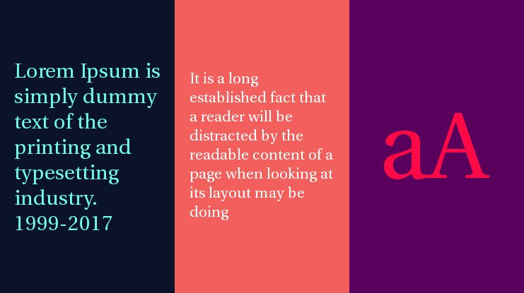 Heuristica Font Family