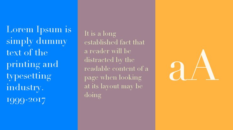 Didot Font : Download Free for Desktop & Webfont