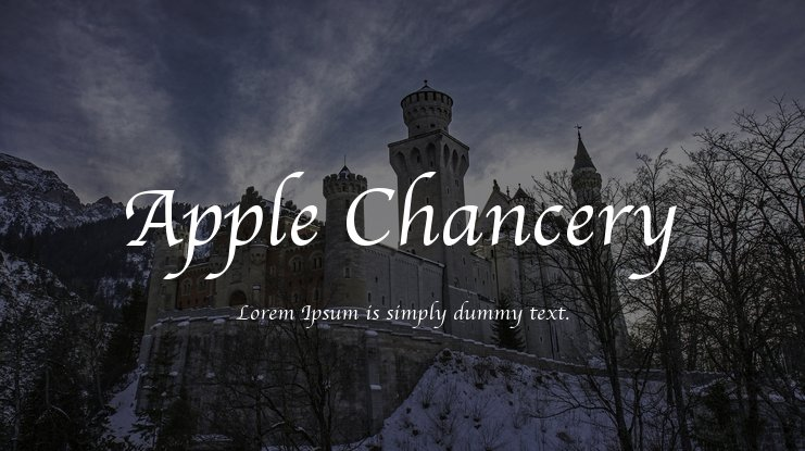 police apple chancery
