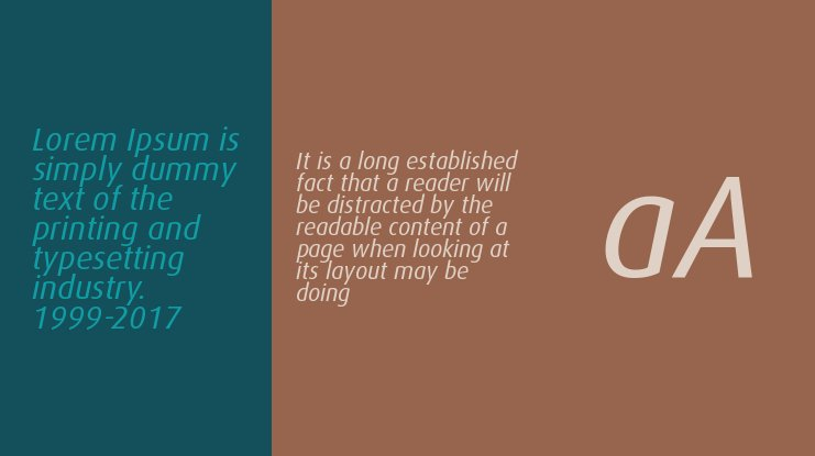 Dax Font Family
