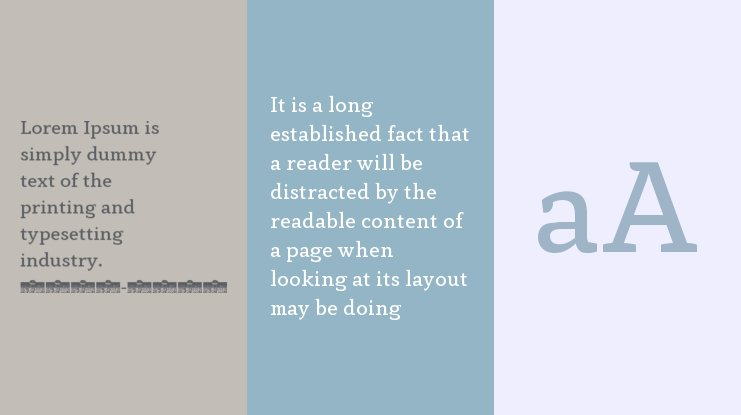 Anaphora Trial Font Family