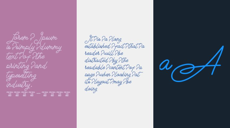 Airlangga Personal Use Only Font Family