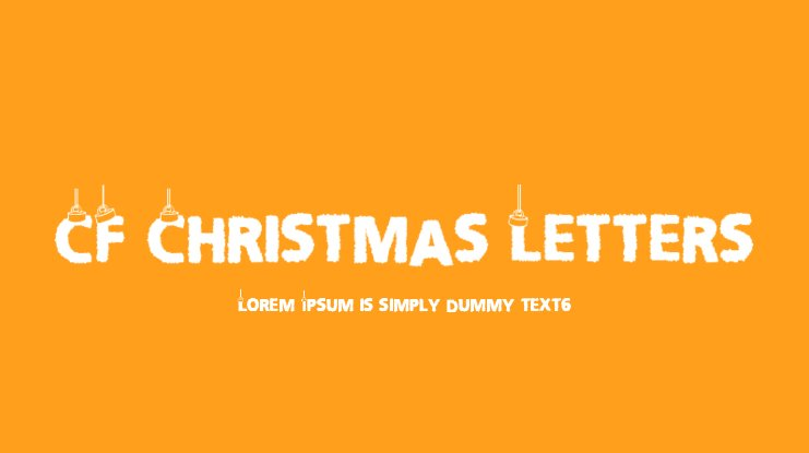 CF Christmas Letters