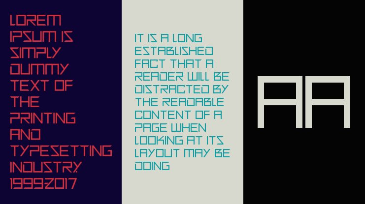 Quirky Robot Font Family