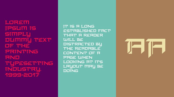 Final Front Font Family