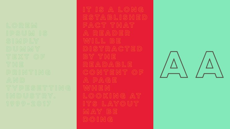 Lulo Clean Font