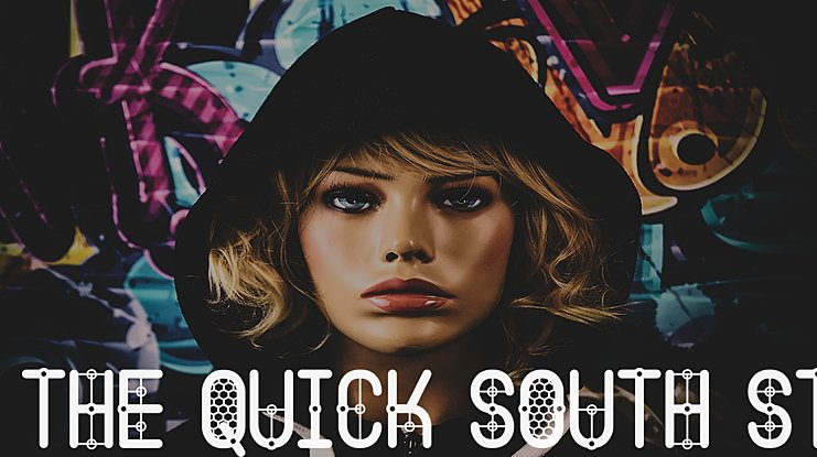 The Quick South St Font