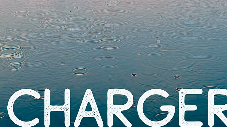 Charger Font Family
