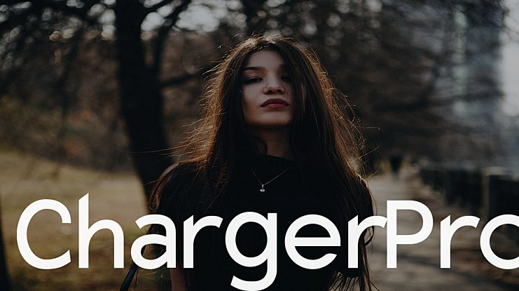 Charger Pro font
