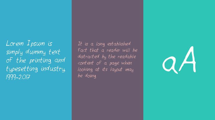 Giotto Handwriting Font