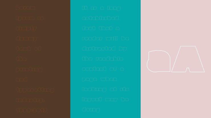 Parafuse Font Family