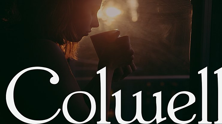 Colwell Font