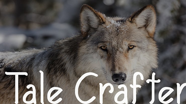 Tale Crafter Font