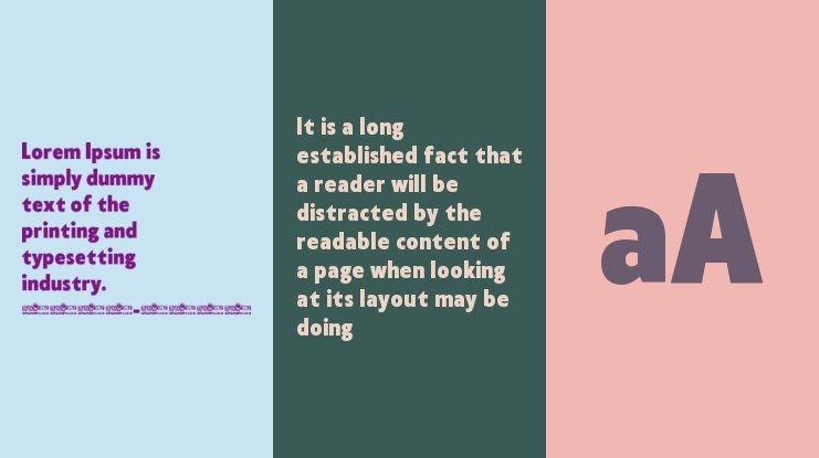 Klein Condensed Trial Font Family