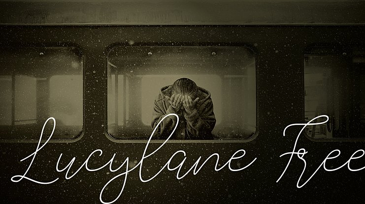 Lucylane Free Font Family