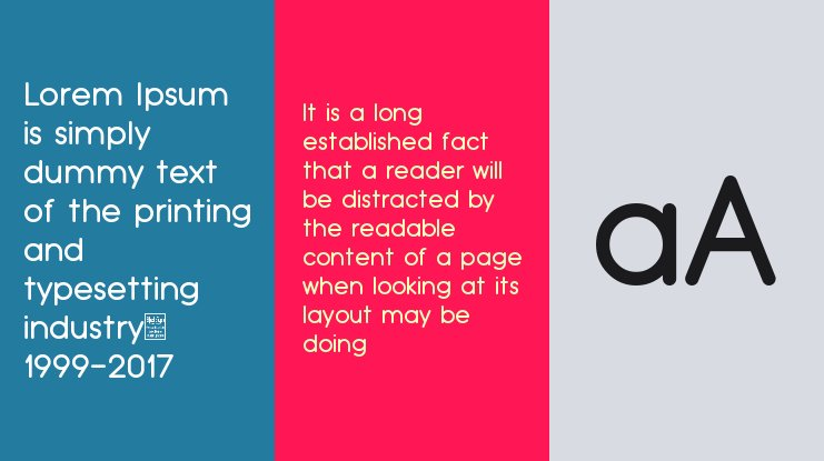 Typo Grotesk Rounded Font Family