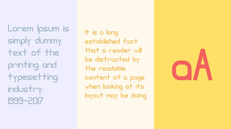 Almost Serious Font Family