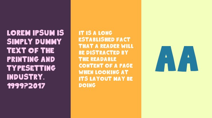 King Of The Hill 2 Font Family