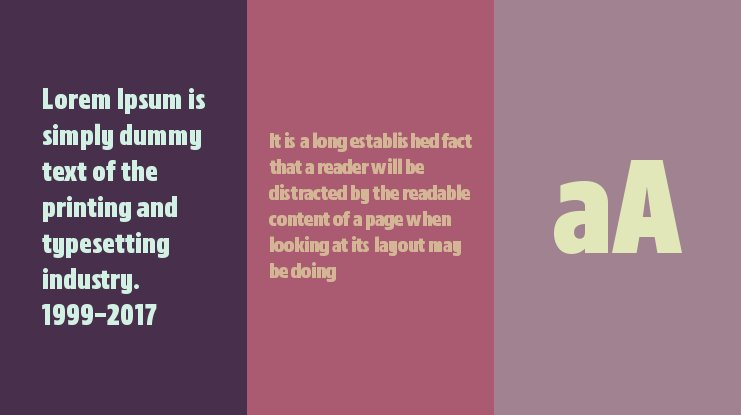 MADE Florence Sans Font Family