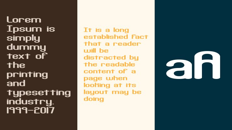 Bobcaygeon (BRK) Font Family