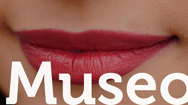 Museo Font Family