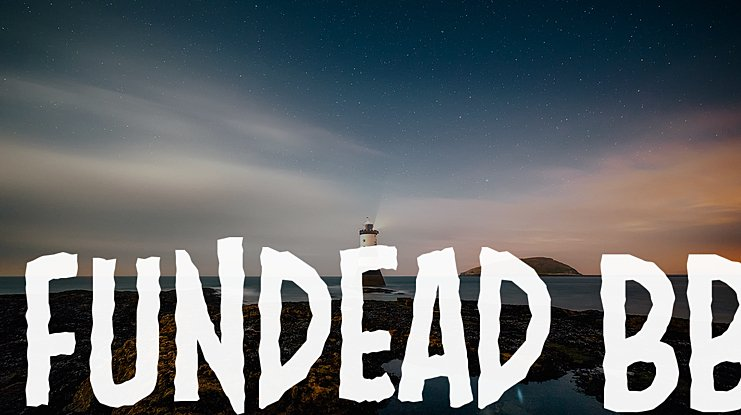 Fundead BB Font Family