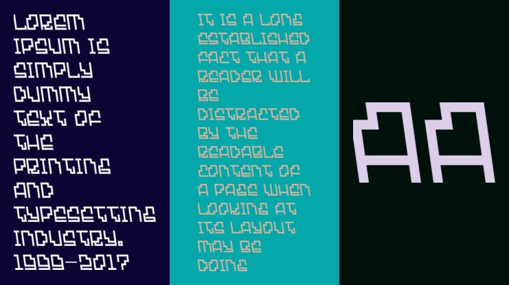 Hypersonic Font