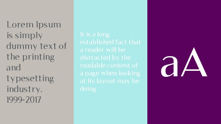 Luxia Font Family