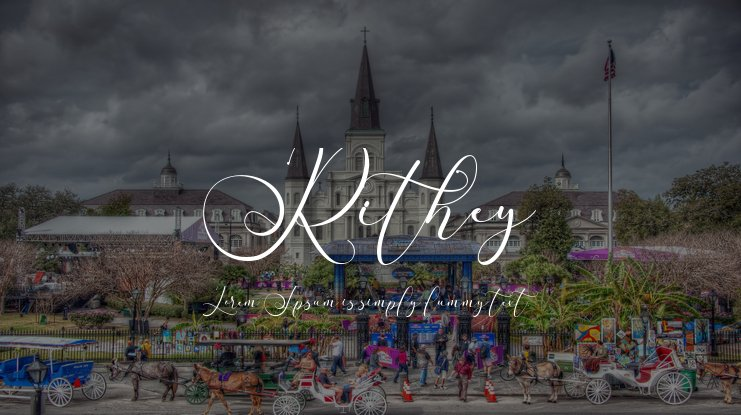Rithey Font